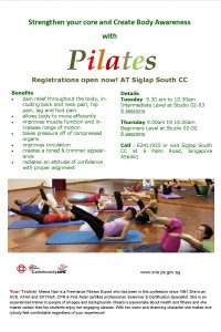 Pilates Group Class - Meera Nair